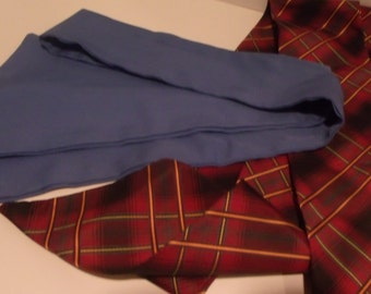 Two Neck Tie or Belt