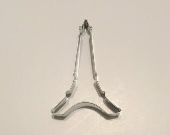 "4.25"" Eiffel Tower Cookie Cutter (Style #2)"
