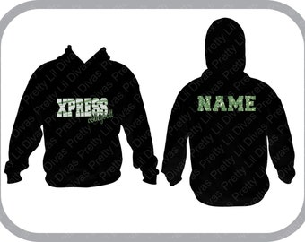 Xpress Volleyball Hoodie