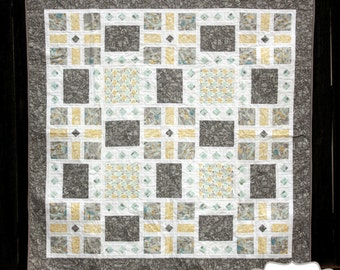 Pitter Patter DIGITAL pdf Quilt Pattern by Cora's Quilts (#1310)