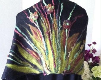 Color burst wrap