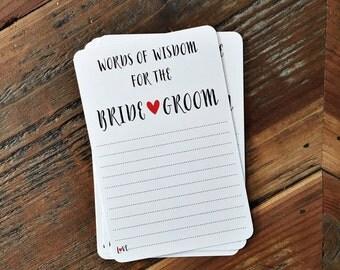 Advice Cards, Advise Cards, Words of Wisdom Cards, Heart Advise Cards