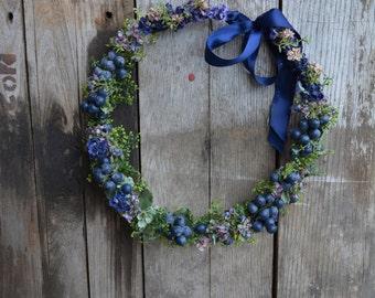 Delicate Mini Berry Wreath