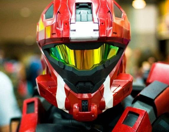 Halo 4 Recon Helmet co...