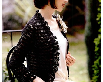 crochet pattern (file)