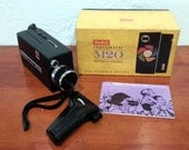 Kodak M20 Instamatic Super 8 Movie Camera