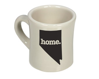 Nevada home. Ceramic Coffee Mug