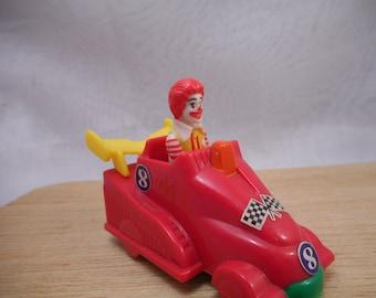 1995 Ronald McDonald Racer