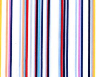 Michael Miller Fabrics - Paintbox Stripe Primary - DC5864-PRIM-D