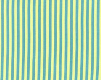 Michael Miller Fabrics - Clown Stripe Teal - CX3584-TEAL-D