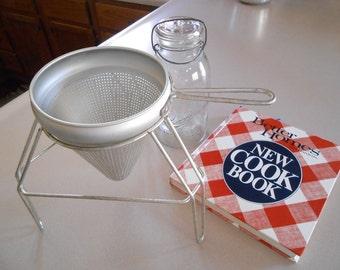 Vintage Canning Colander