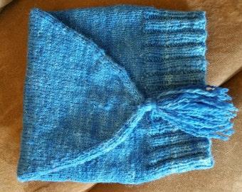 Men's Voyageur Wool Hat - Blue