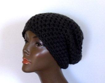 Chunky Crochet Beanie | Basic chunky beanie | Thick Beanie