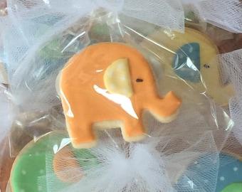 Custom packaging for Ooh La La Bakery cookies