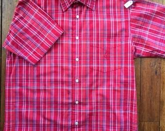 Nautica short sleeve shirt Mens Small