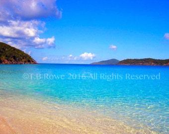 Ocean Photography, Beach Photography, Photo on Canvas, Canvas Wall Art, Beach Art, Ocean Art, Ocean Home Decor, Ocean Print, Beaches