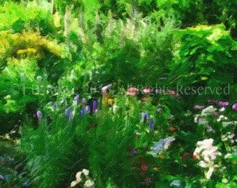Flowers, Flower Art, Nature Print, Pink Flower, Home Decor, Floral Prints, Floral Home Decor, Art on Canvas, Flower Print, Canvas Print