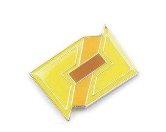 ON SALE Stone Badge