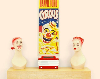 Hanneford Circus Happy Clown Wall Decal - #53464