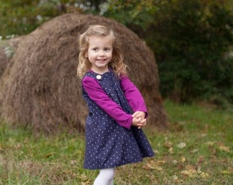 Little Susie Reversible Dress (Size 4 to 6)