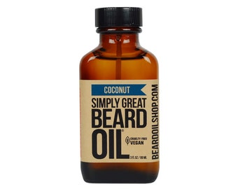 Beard Oil COCONUT by Simply Great