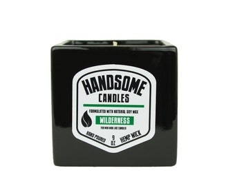 WILDERNESS Handsome Candle