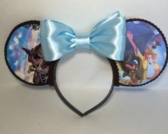 Splash Mountain Inspired Mouse Ears