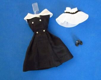 Vintage Barbie 1962 After Five #634 Complete Fashion Ensemble Excellent