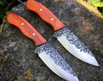 MADE TO ORDER - Custom Bush Knife w/ Kydex Sheath  - Handcrafted from High Carbon 1095 Steel