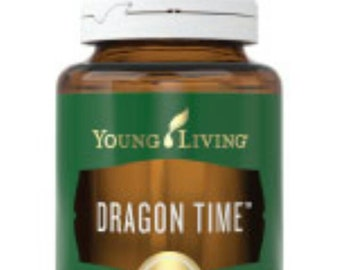 Angelina's Aromatherapy Dragon Girl Rollerball (Inspired by Young Living Dragon Time)