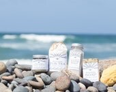 Pacific Ocean Gift Set - San Diego California Beach Gift, saltwater and sea salt shower and bath ~ for the beach lover