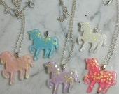 Unicorn Necklace (sold separately)