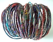 Bohemian Mix WoolyWire - 36 inches