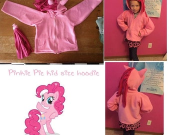Pony Character Hoodies~  made to order