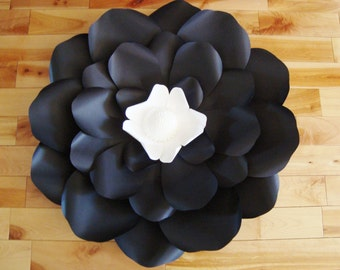 Giant Paper Flower  - Paper Flower | Paper Flowers | Paper Flower Decor | Flower Wall Decor | Baby Nursery Decor | Large Paper Flower