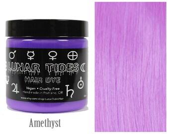 Pastel Lilac Hair Dye