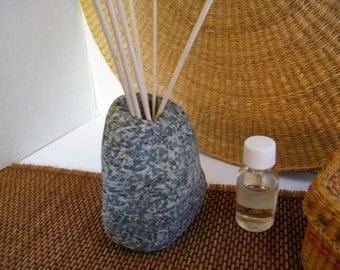 Reed Diffuser/ Stone Diffuser,Fragrance Oil and Reeds
