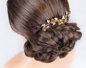 "Jewelry-Wedding hair comb ""Juliette"" for wedding, ceremony or any other event"