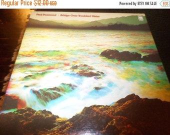 Save 25% Today Vintage 1970 Vinyl LP Record Paul Desmond Bridge Over Troubled Water Near Mint Condition