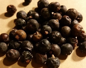 Juniper Berries - For Magickal Workings