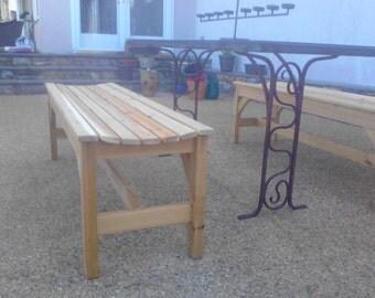 university bench