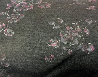 Rayon Spandex 2 way Stretch - Gray Beauty