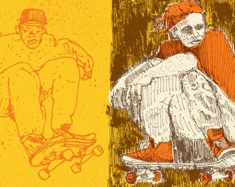 The Church - Skateboarding Zine