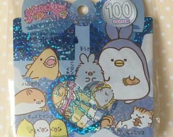 Kamio Japan *Fancy Aquarium* Sticker Sack