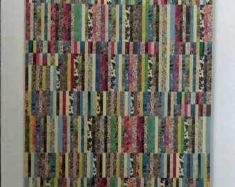 Saddle Quilt Pattern - Edyta Sitar - Laundry Basket Quilts - LBQ-0499-P