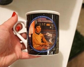 Vintage Original Star Trek Mug: 1983 SULU