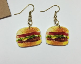 Mcdonalds earrings