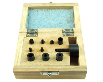 Proops Claw Setting Manufacturing Kit Set of 10. Jewellery making, tool setting. (J1248) Free UK Postage