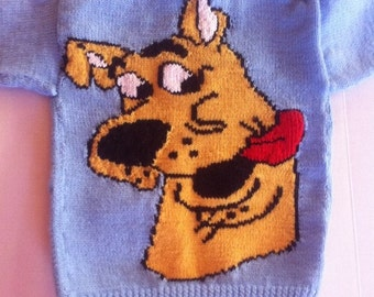 Scooby Doo Sweater