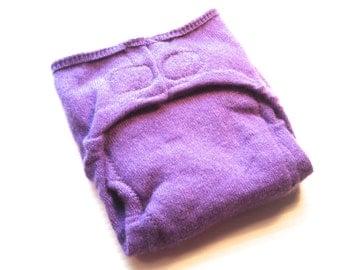 Cashmere Diaper Cover- XS- Free Lanolizing!